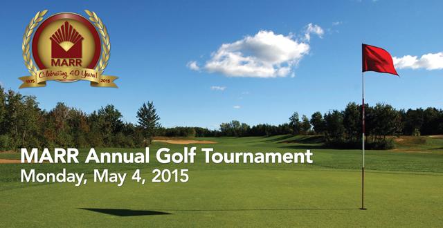 MARR's Annual Golf Tournament